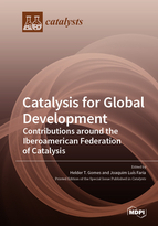 Special issue Catalysis for Global Development. Contributions around the Iberoamerican Federation of Catalysis book cover image