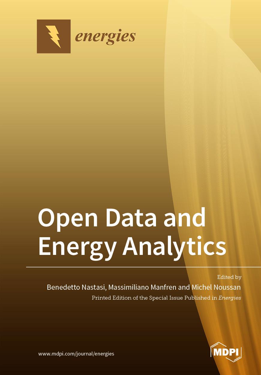 Open Data and Energy Analytics | MDPI Books
