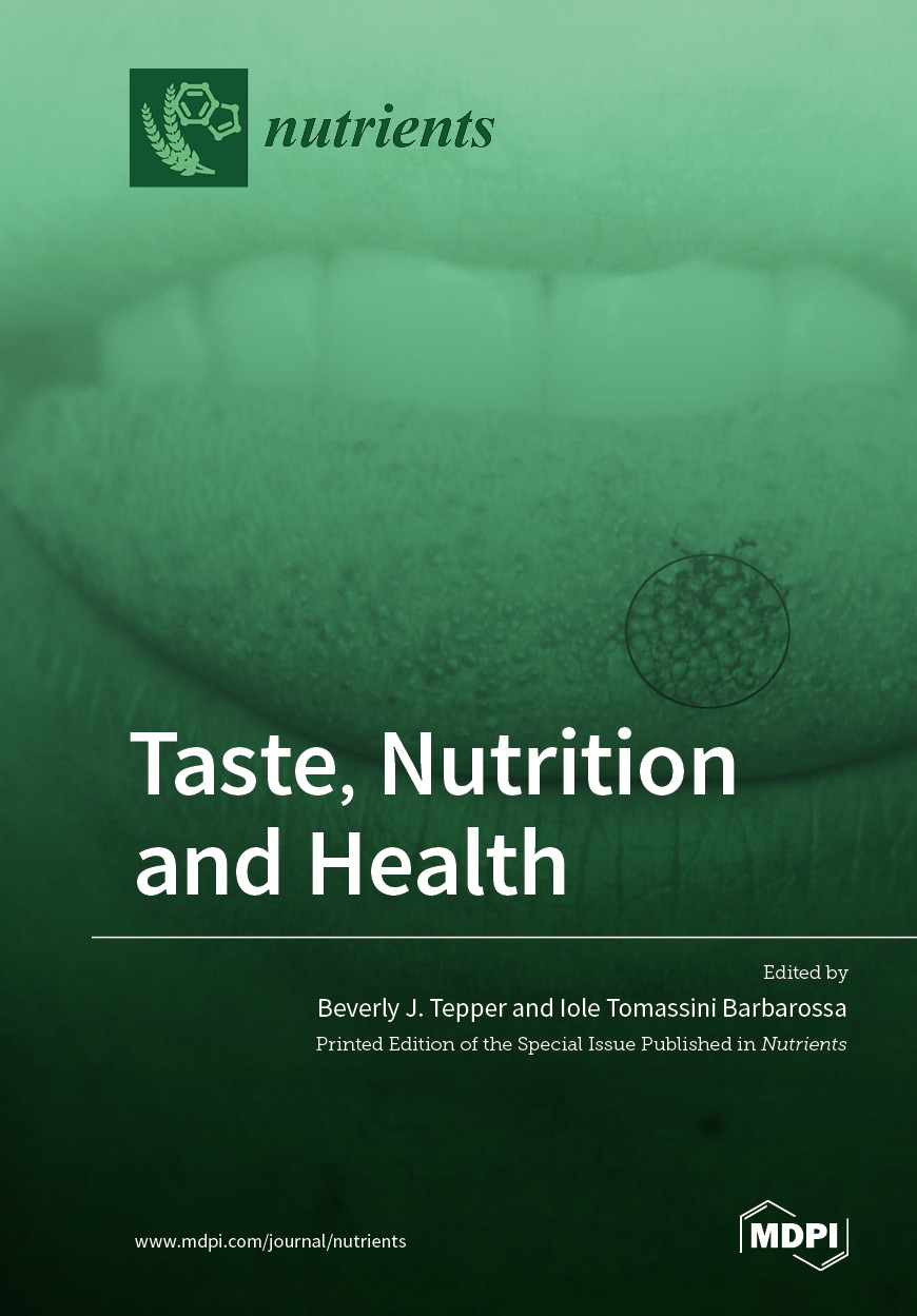 Taste, Nutrition and Health