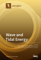Special issue Wave and Tidal Energy book cover image