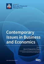 Special issue Contemporary Issues in Business and Economics book cover image