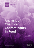 Special issue Analysis of Chemical Contaminants in Food book cover image