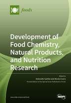 Special issue Development of Food Chemistry, Natural Products, and Nutrition Research book cover image
