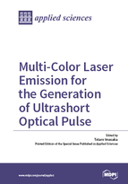Special issue Multi-Color Laser Emission for the Generation of Ultrashort Optical Pulse book cover image