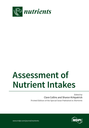 Assessment of Nutrient Intakes