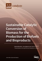 Special issue Sustainable Catalytic Conversion of Biomass for the Production of Biofuels and Bioproducts book cover image