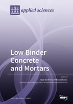 Special issue Low Binder Concrete and Mortars book cover image
