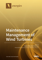 Special issue Maintenance Management of Wind Turbines book cover image