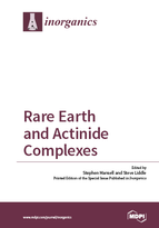 Special issue Rare Earth and Actinide Complexes book cover image