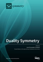 Special issue Duality Symmetry book cover image