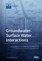 Special issue Groundwater-Surface Water Interactions book cover image