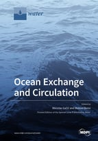 Special issue Ocean Exchange and Circulation book cover image