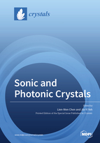 Special issue Sonic and Photonic Crystals book cover image