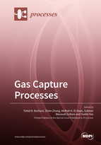Special issue Gas Capture Processes book cover image