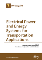 Special issue Electrical Power and Energy Systems for Transportation Applications book cover image