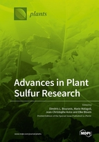 Special issue Advances in Plant Sulfur Research book cover image