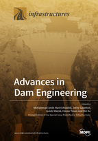 Special issue Advances in Dam Engineering book cover image