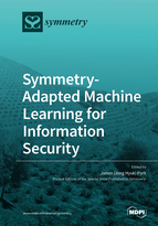 Symmetry-Adapted Machine Learning for Information Security