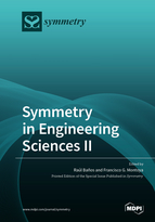 Special issue Symmetry in Engineering Sciences II book cover image