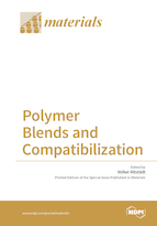 Special issue Polymer Blends and Compatibilization book cover image