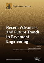 Special issue Recent Advances and Future Trends in Pavement Engineering book cover image
