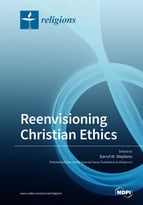Special issue Reenvisioning Christian Ethics book cover image