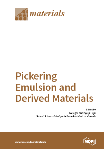 Pickering Emulsion and Derived Materials