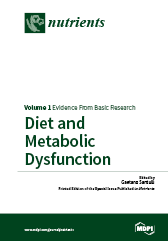Diet and Metabolic Dysfunction Volume 1