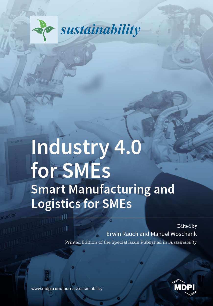 Industry 4.0 for SMEs - Smart Manufacturing and Logistics for SMEs