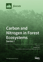 Carbon and Nitrogen in Forest Ecosystems—Series I