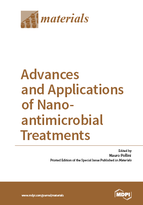 Special issue Advances and Applications of Nano-antimicrobial Treatments book cover image