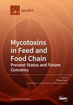 Special issue Mycotoxins in Feed and Food Chain: Present Status and Future Concerns book cover image