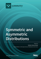 Special issue Symmetric and Asymmetric Distributions: Theoretical Developments and Applications book cover image