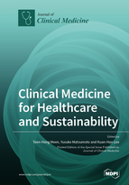 Special issue Clinical Medicine for Healthcare and Sustainability book cover image