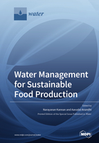 Special issue Water Management for Sustainable Food Production book cover image