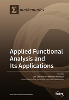 Special issue Applied Functional Analysis and Its Applications book cover image