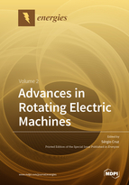 Special issue Advances in Rotating Electric Machines book cover image