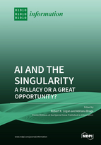 Special issue AI AND THE SINGULARITY: A FALLACY OR A GREAT OPPORTUNITY? book cover image