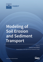 Special issue Modeling of Soil Erosion and Sediment Transport book cover image