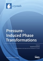 Special issue Pressure-Induced Phase Transformations book cover image