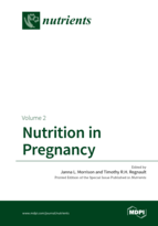 Special issue Nutrition in Pregnancy book cover image