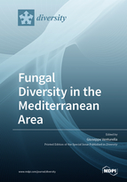 Special issue Fungal Diversity in the Mediterranean Area book cover image