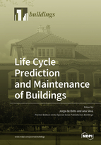 Special issue Life Cycle Prediction and Maintenance of Buildings book cover image