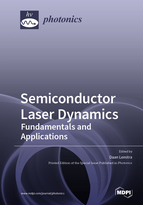 Special issue Semiconductor Laser Dynamics: Fundamentals and Applications book cover image