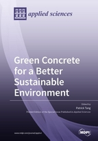 Green Concrete for a Better Sustainable Environment
