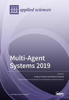 Special issue Multi-Agent Systems 2019 book cover image