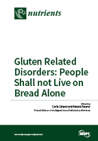 Special issue Gluten Related Disorders: People Shall not Live on Bread Alone book cover image