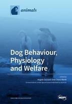 Special issue Dog Behaviour, Physiology and Welfare book cover image