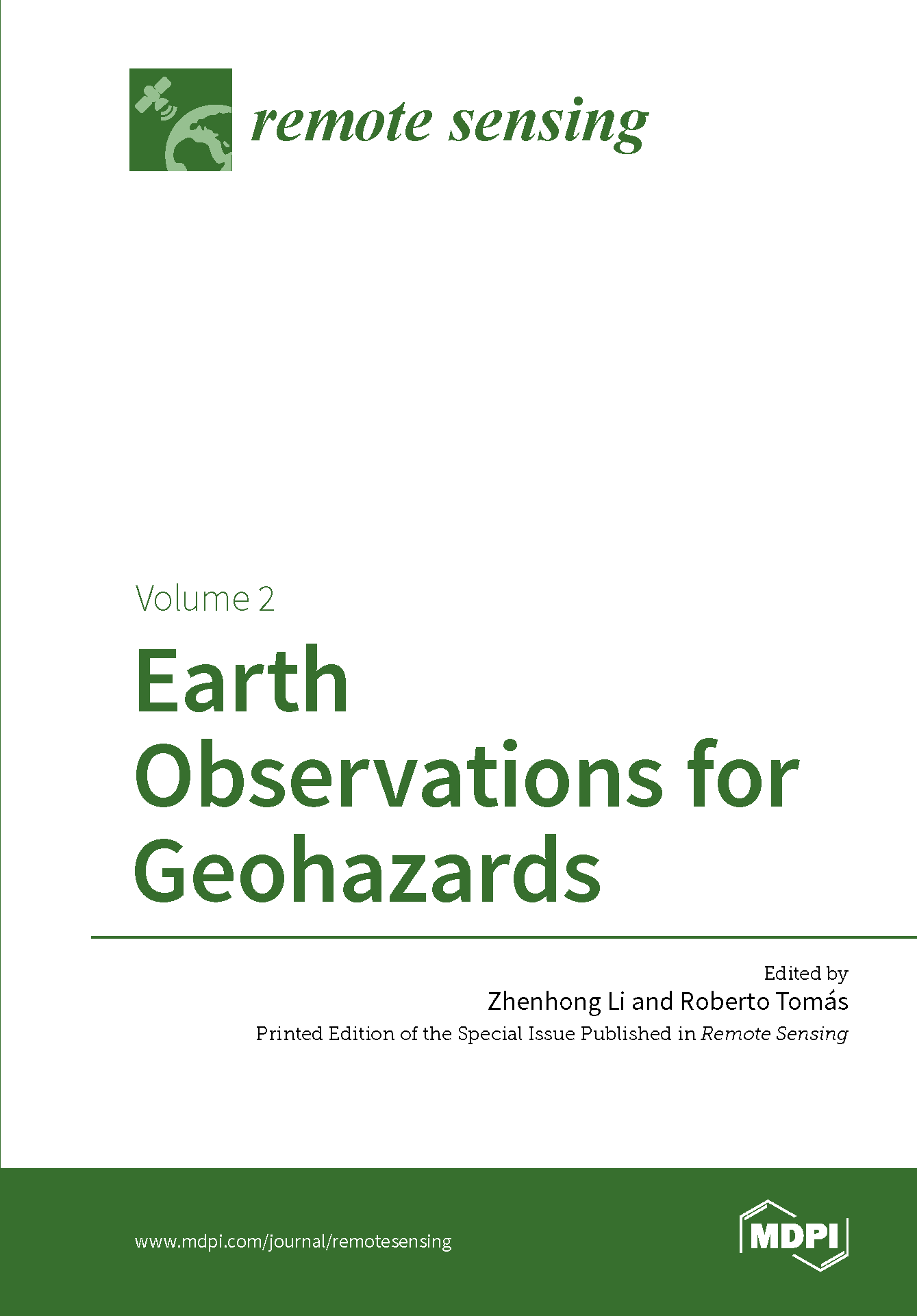 Earth Observations for Geohazards
