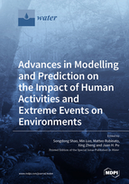Special issue Advances in Modelling and Prediction on the Impact of Human Activities and Extreme Events on Environments book cover image